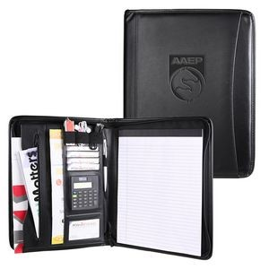 Classic Calculator Portfolio (Black)